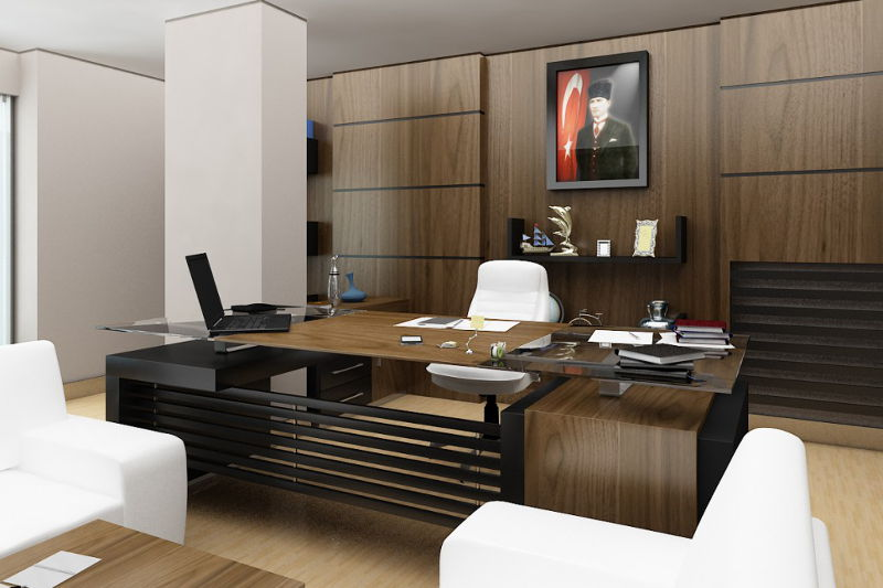 Perfect ... Furniture Office Design ...